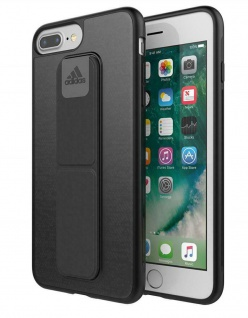 Adidas Grip Case Ständer Hard-Cover Tasche Hülle für Apple iPhone 7 Plus 8 Plus