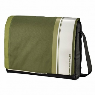 """aha Notebook-Tasche Hyde Messenger Bag 15"""" 15, 4"""" 15, 6"""" Laptop Case Schutz-Hülle"""