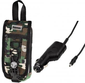 Hama SET Tasche Case Kfz Ladegerät Ladekabel für PSP Slim&Lite 3000 2000 Classic