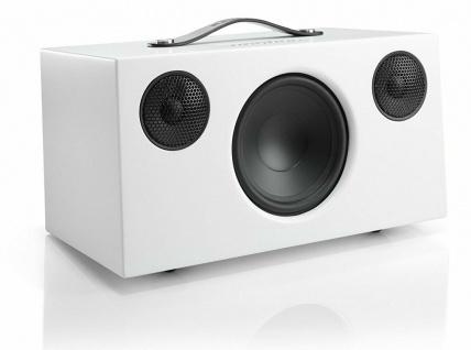 Audio Pro Addon T10 White Bluetooth Drahtloser Lautsprecher Box Boxen BT Speaker