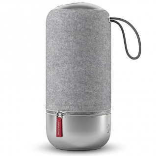 Libratone Zipp Mini Speaker Cover Wool Salty Grey Lautsprecher-Bezug Boxen Stoff