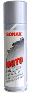Sonax Motorrad Ketten-Reiniger 300ml Spray-Dose Chain Clean Fett Quad Fahrrad ..