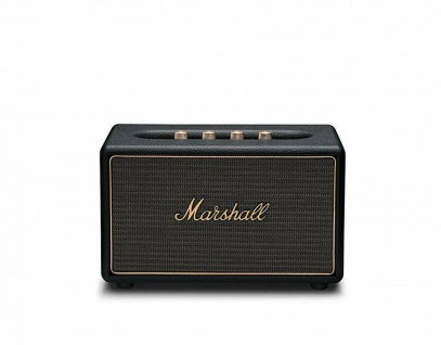 Marshall Acton Black Multi-Room WIFI Lautsprecher WLAN Speaker Retro Boxen Aktiv