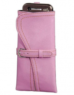 Hama Kimono Pink Universal Handy-Tasche Etui Case Schutz-Hülle Wallet Sleeve Bag