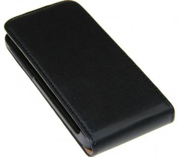 Patona Slim Flip Klapp-Tasche Schutz-Hülle Cover Case für Samsung Galaxy S4 mini