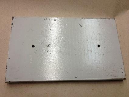 USM Haller Gegen-Gewicht Kipp-Sicherung Beschwerung für Roll-Container u. Regale