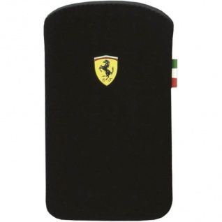 Bigben Universal Ferrari Pouch Sleeve Cover Handy-Tasche Schutz-Hülle Case Etui
