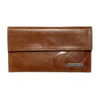 Golla Slim Wallet Braun Universal Schutz-Hülle Tasche Etui für Handy Smartphone