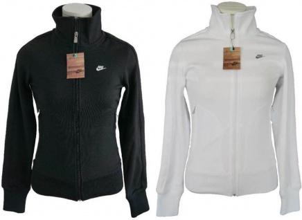 Nike THE N98 Damen Trainingsjacke Slim-Fit Sport Sweat-Jacke Jacket Pulli Gym