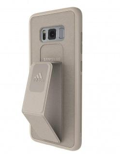 Adidas Grip Case Ständer Hard-Cover Tasche Schutz-Hülle für Samsung Galaxy S8+ - Vorschau 3