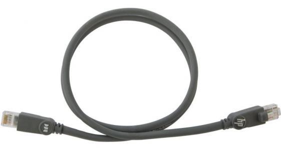 Monster HP 0, 9m Netzwerk-Kabel Cat5e STP Lan-Kabel Patch Cat 5e Gigabit Ethernet - Vorschau 2