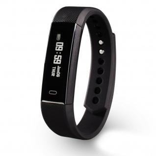 Hama Fitness-Tracker Fit-Track 1900 Bluetooth Sport-Uhr Puls-Uhr Fitness-Armband
