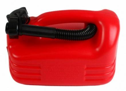 Extreme Clean Kraftstoff-Kanister 5L Reservekanister Benzin-Kanister 5 Liter