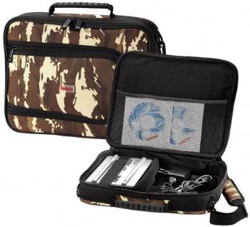 "Hama universal Festplatten-Tasche Camounflage HDD Case 3, 5"" externe Festplatte"