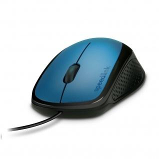 SPEEDLINK KAPPA USB-Maus 1000dpi Optisch Kabelgebunden 3 Tasten für PC Laptop