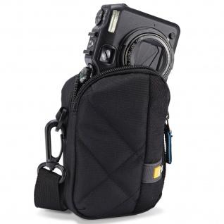Case Logic Kamera-Tasche Core Schutz-Hülle Etui für Kompakt-Kamera Foto Zubehör