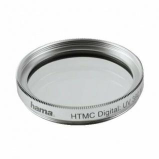 Hama UV-Filter Speerfilter O-Haze 30, 5mm HTMC-vergütet UV-390 Kamera Camcorder