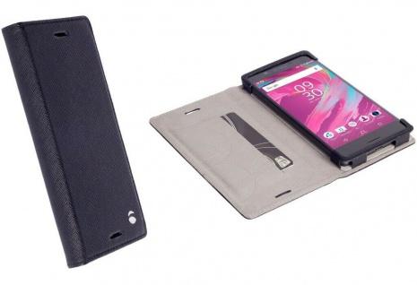 Krusell Folio Wallet Tasche Smart Hülle Cover für Sony Xperia X / X Performance
