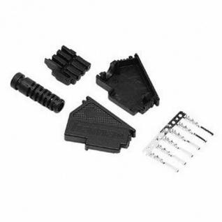 Hama TAE-F TAE-Stecker 6-polig Bausatz Knickschutz TAE-F-Stecker Plug Telefon
