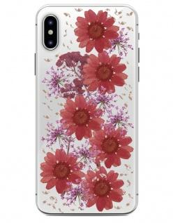 Puro Glam Cover Hippie Chic Case Schutz-Hülle Tasche Case für Apple iPhone X XS