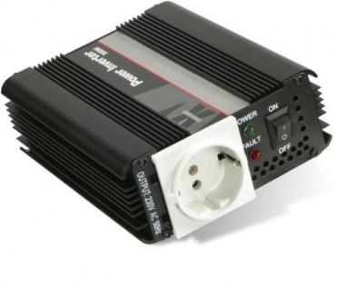 X-Tensions Power Inverter 300W Wechselrichter 12V auf 230V Spannungs-Wandler