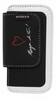 Morgan Pouch Tasche Case Etui Schutz-Hülle Quertasche universal iPhone Samsung