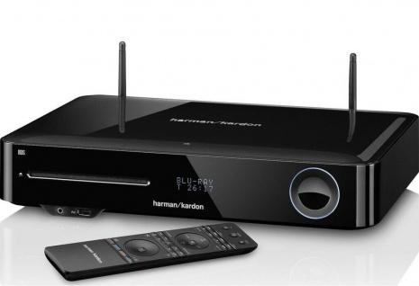 Harman Kardon BDS-280 2.1 3D Blu-Ray AV Digital Receiver Heimkino-System TV
