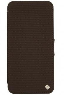 Telileo Flap-Tasche Flip Case Tasche Schutz-Hülle Cover für Samsung Galaxy S6