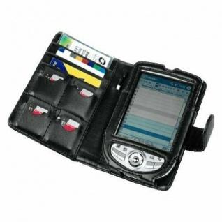 Hama PDA Leder-Tasche Compact für HP Cpmpaq iPAQ h-1900 h-1910 h-1930 h-1940