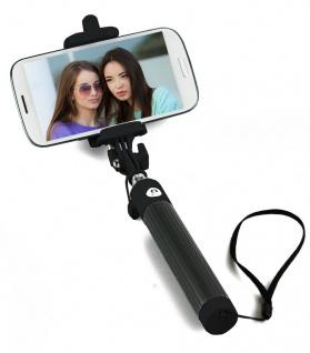 Mr. Handsfree Self-It Selfie-Stick Stab Stativ Teleskop-Stange Pod Kabel Remote