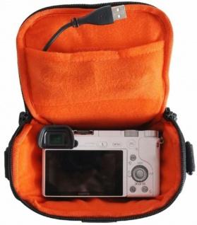 Hama Kamera-Tasche Hülle Case für Sony Alpha A-6300 A-6000 A-5100 A-5000 NEX-6 - Vorschau 2