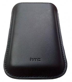 HTC Handy-Tasche Hülle Leder-Etui Case für HTC One V / Desire C S X Z / 7 Mozart