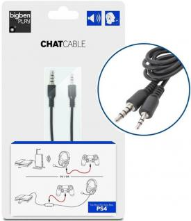 Chatkabel Chat Kabel Talkback Cable für Turtle Beach Headset an XBOX One Konsole