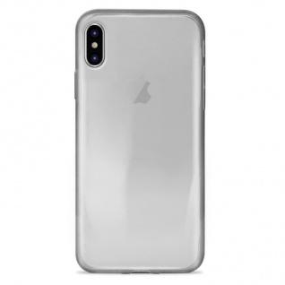 Puro Ultra Slim 0.3 Nude Cover TPU Case Schutz-Hülle Klar für iPhone XS Max