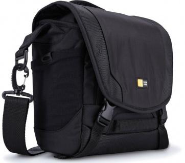 Case Logic Profi Kamera-Tasche Messenger Bag Schutz-Hülle für DSLR + Zubehör