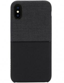 Incase Textured Cover Hard-Case Schutz-Hülle Tasche für Apple iPhone X / Xs / 10