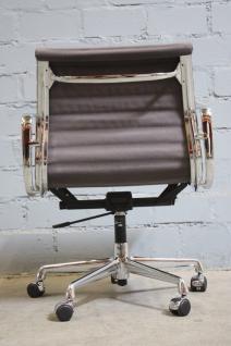 Eames Schreibtischstuhl vitra charles eames schreibtisch stuhl chair ea 117 aluminium