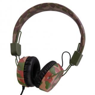 WeSC Piston On-Ear Headset Kopfhörer 3, 5mm Klinke Handy Cover für iPhone 5 5S SE