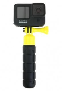 KitVision schwimmender Hand-Griff für GoPro Hero 9 Stativ Zubehör Handgriff Grip