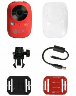 Liquid Image EGO 727 WiFi Action-Cam Sport Kamera Full HD 1080p Helmkamera Video - Vorschau 2