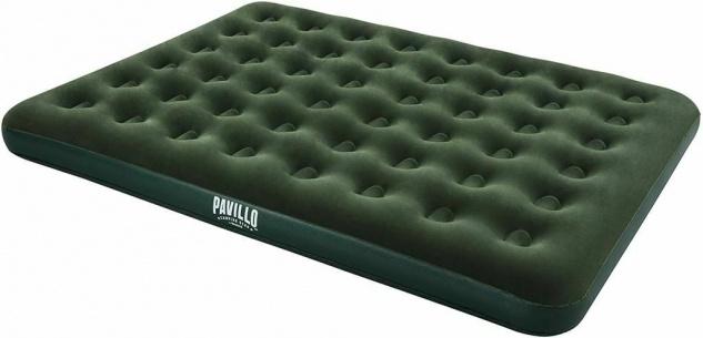 Pavillo Aeroluxe Luftbett Twin-Size mit externer Elektropumpe Luftmatratze Bett