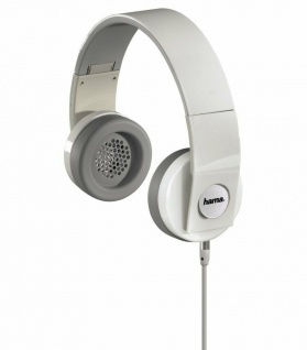 Hama XTREME Over-Ear Kopfhörer Mikrofon 3, 5mm Klinke Headset für Handy MP3 Hifi