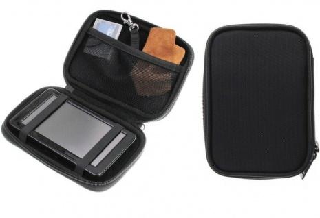 """AIV Navi-Tasche Case Universal Hülle für GPS Geräte 3, 5"""" bis 5"""" Zoll Navigation"""