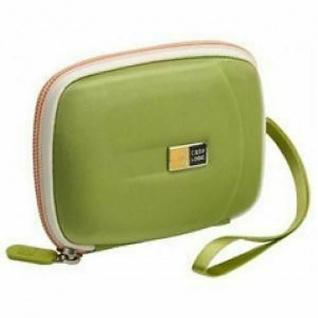 Case Logic Hardcase grün Kamera-Tasche universal Etui Foto-Tasche Schutz-Hülle