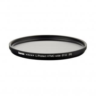 Hama Protect-Filter UV HD 52mm Slim Schutz-Filter für Kamera DSLR DSLM Objektiv