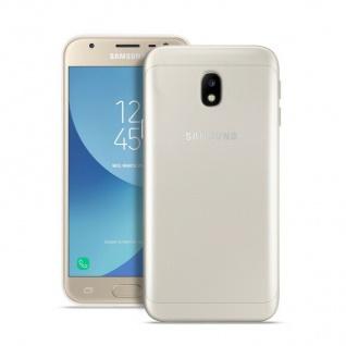 Puro Ultra Slim 0.3 Nude Cover TPU Case Schutz-Hülle für Samsung Galaxy J3 2017