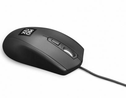 Mionix Gaming + Artists Maus Avior Black Optisch USB PC Mouse Native 5000 DPI - Vorschau 4