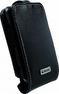 Krusell Orbit Flex Case Leder-Tasche für Blackberry Bold 9700 Flap Hülle Cover