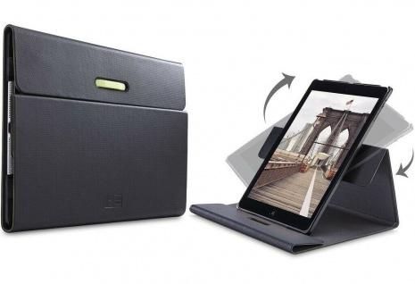 Case Logic Rotating Schutz-Hülle Smart Cover Case Tasche für iPad Air 2 Pro 9, 7