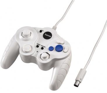 Hama Controller Quixotic II Game-Pad für Nintendo Game-Cube Wii Remote Wiimote